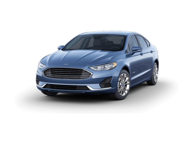 New 2019 Ford Fusion Hybrid SEL Sedan in Royal Oak, MI